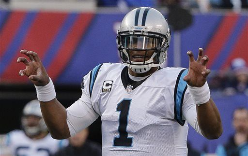 Heisman Trophy winners Newton, Palmer meet in NFC title game