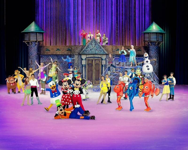 Disney On Ice Frozen Rosemont tickets are on sale now at StubHub. Sold Out? Not for you. Buy and sell your Disney On Ice Frozen Rosemont tickets today.
