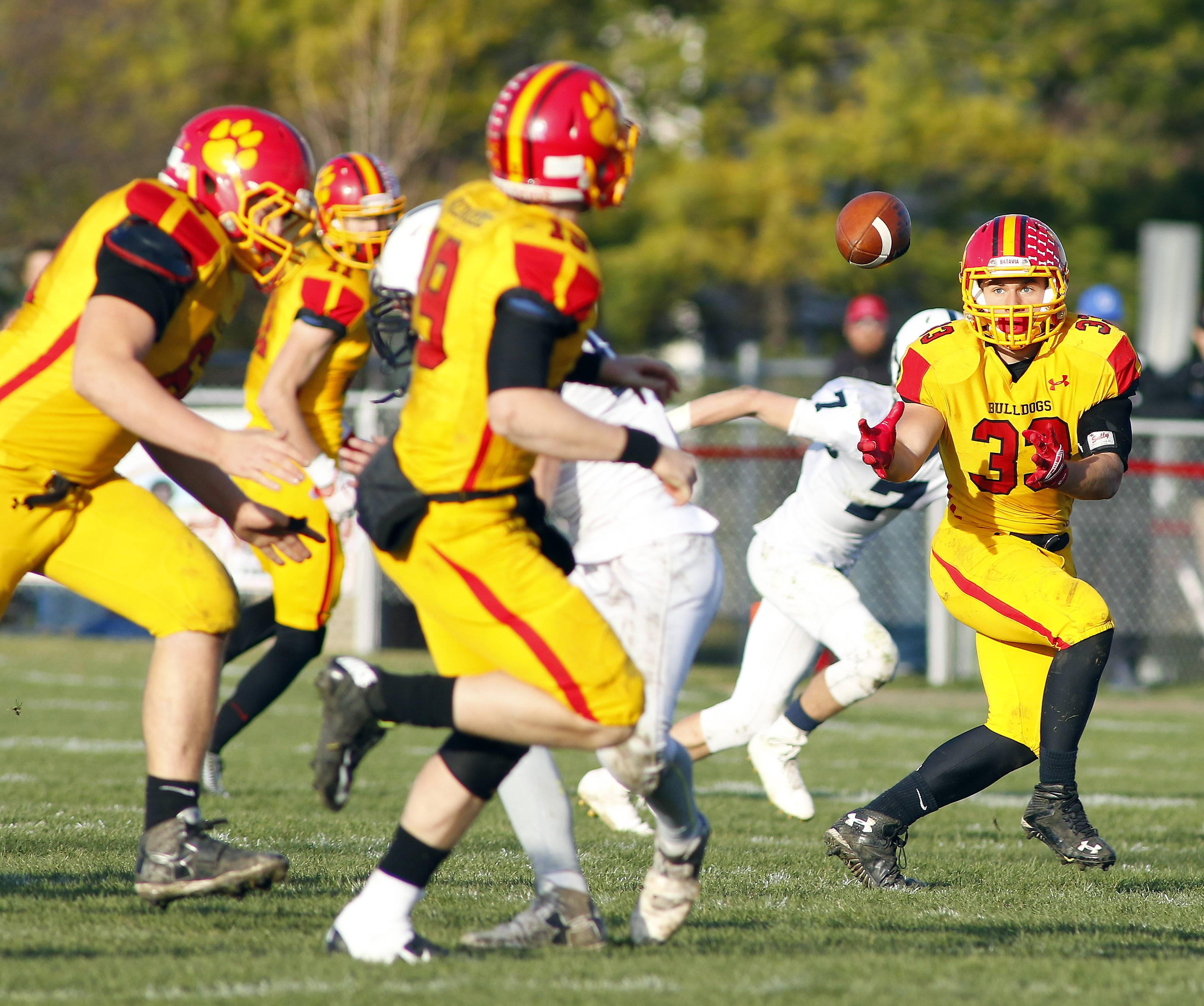 Batavia High to get fake-turf field