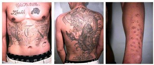 5 arrests in search for escaped inmates escapees still free for Orange county tattoo