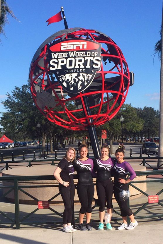 Ultimate Gymnasts Notch Up Success In Florida