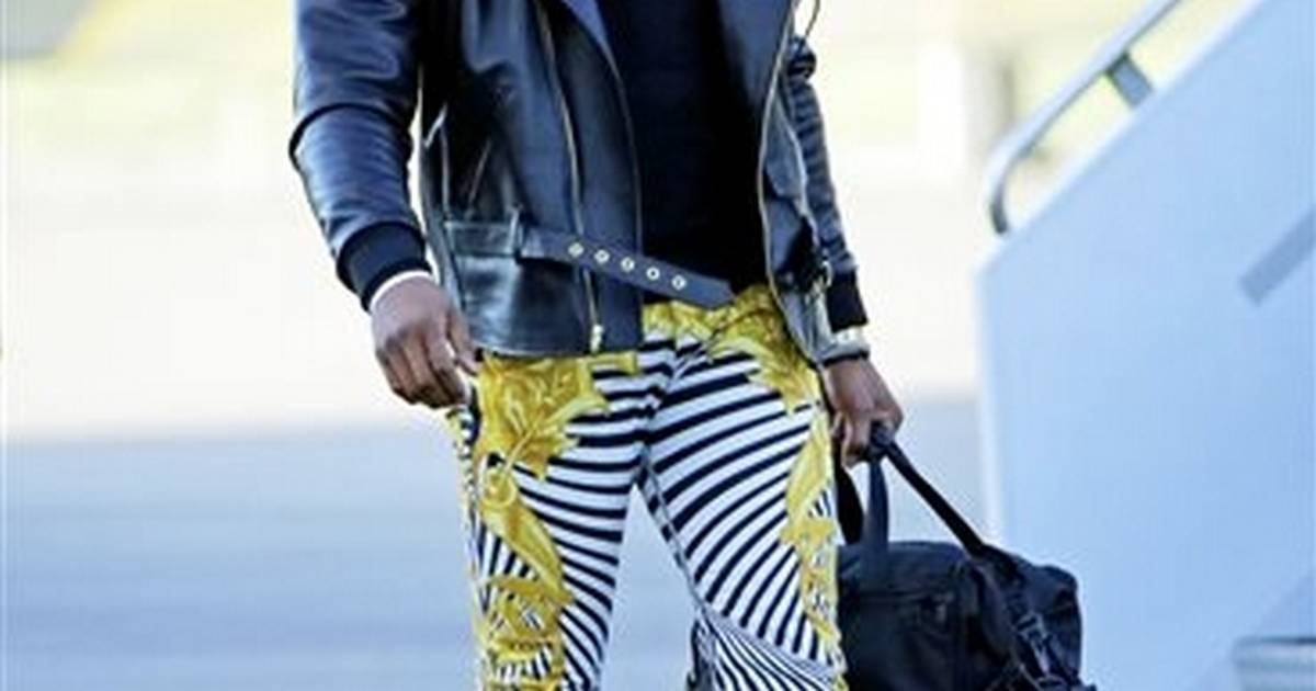 Cam Newton took fancy pants where other pros dare not go