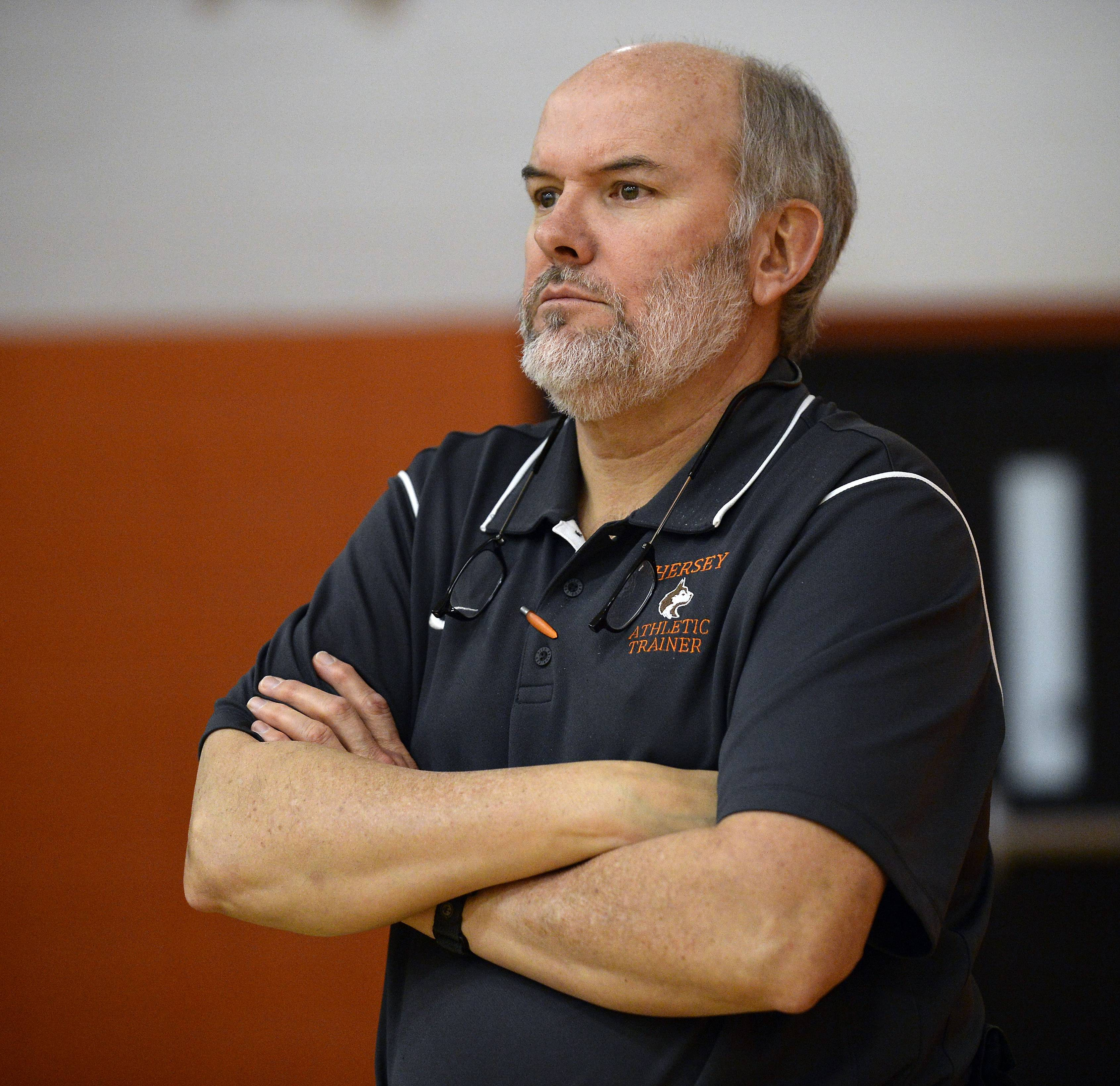 Hilmer in line for recognition at Hersey after 36 years of service