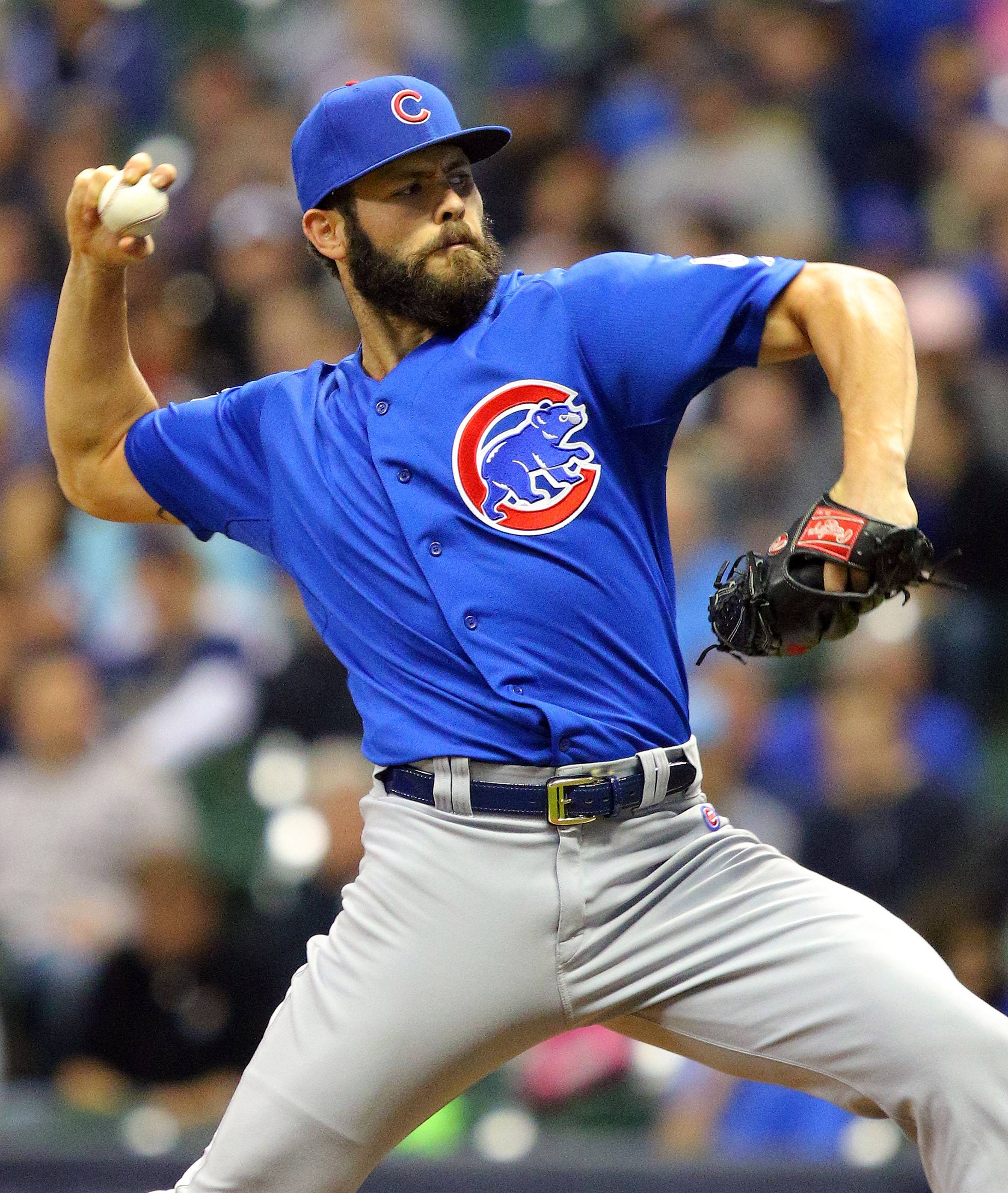 A Tuesday date for a salary-arbitration hearing looms as the Cubs and starting pitcher Jake Arrieta remain far apart in salary negotiations.