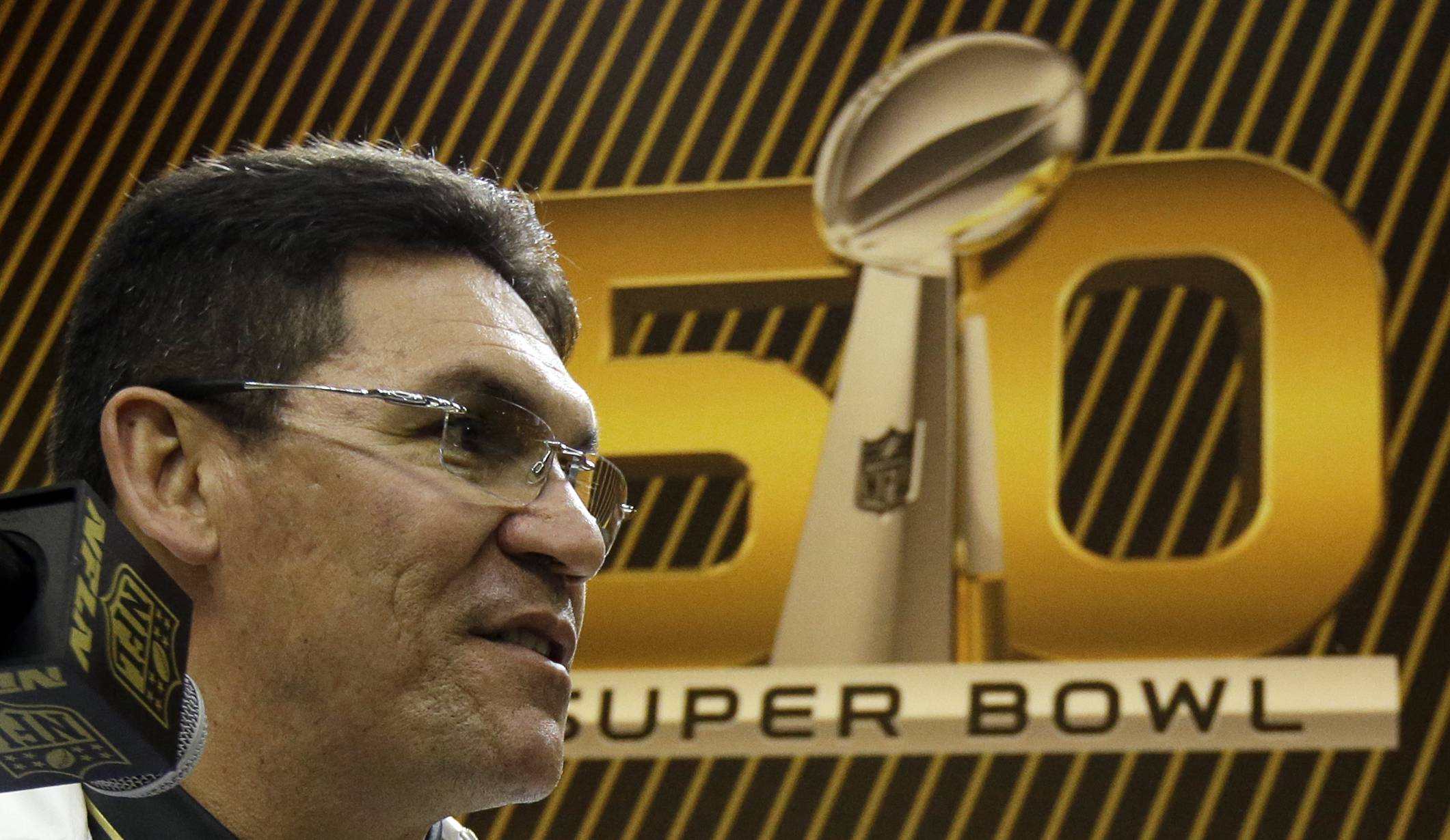 With a win in Super Bowl 50, Carolina Panthers head coach Ron Rivera can finish with the same record as his 1985 Bears teammates.