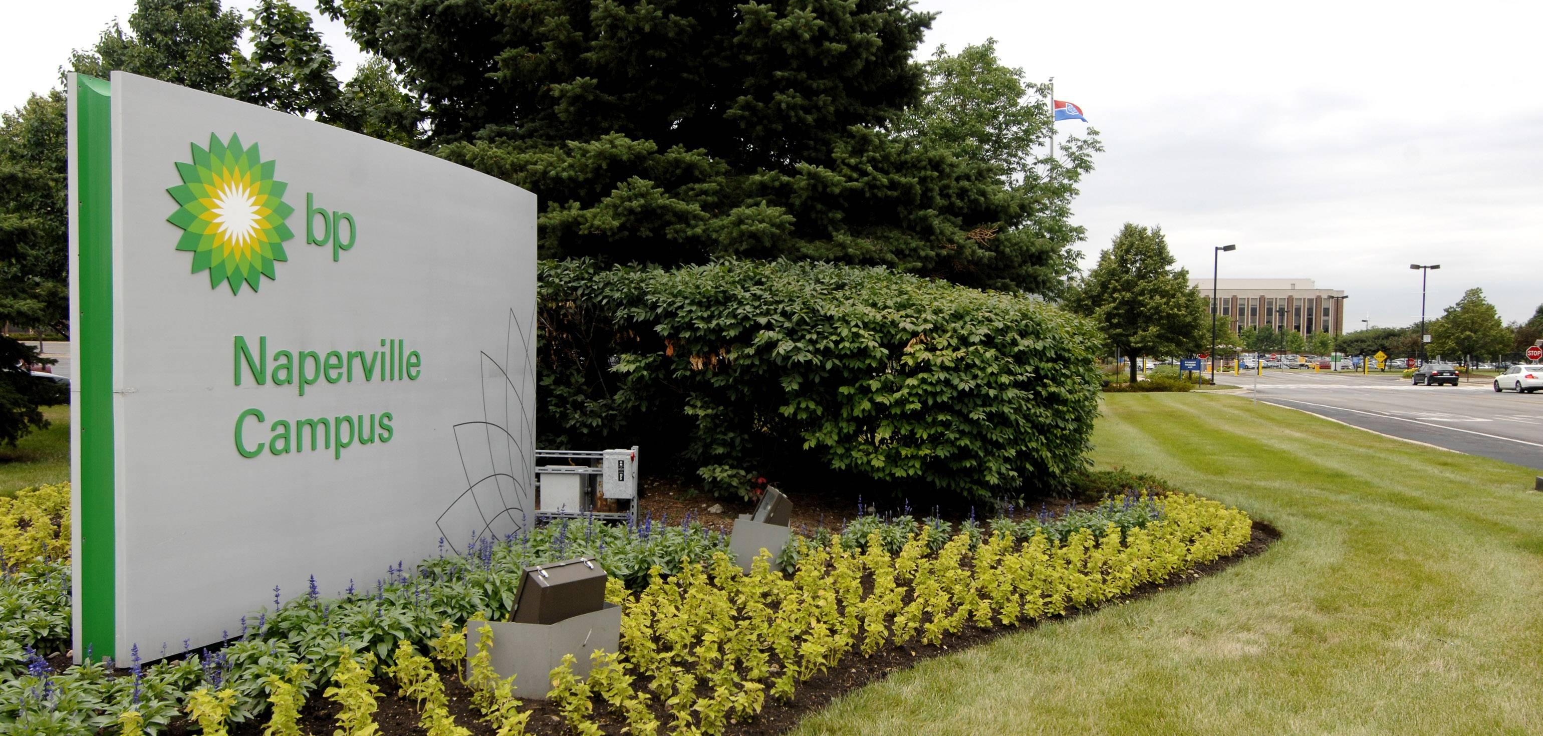 BP in Naperville plans to move about 200 workers to its downtown Chicago offices by this summer.