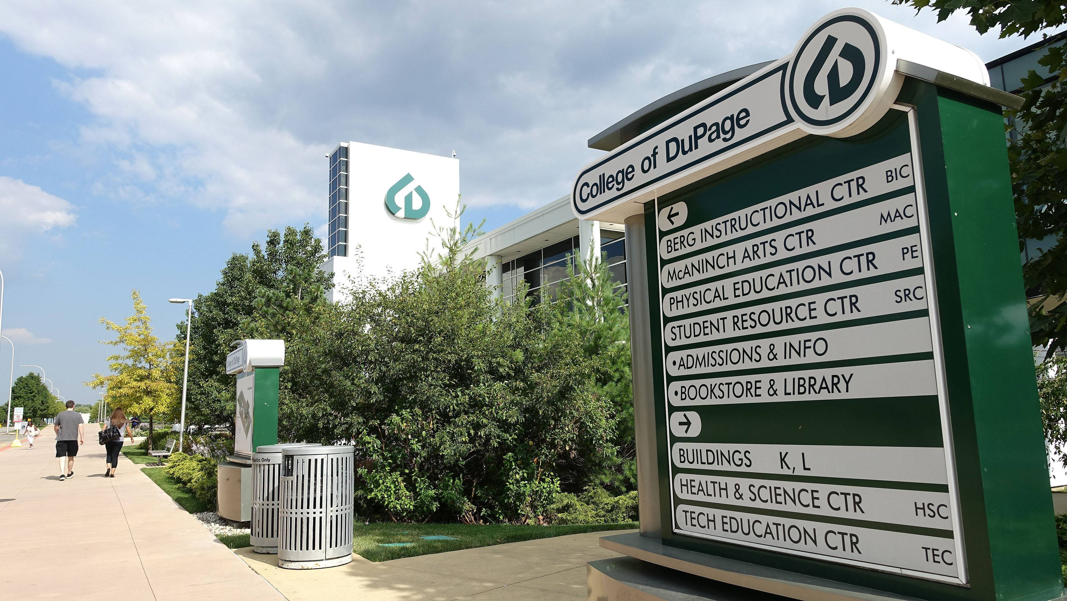 College of DuPage has announced a special Thursday night meeting with one item on the agenda: filling a vacant seat the board of trustees.