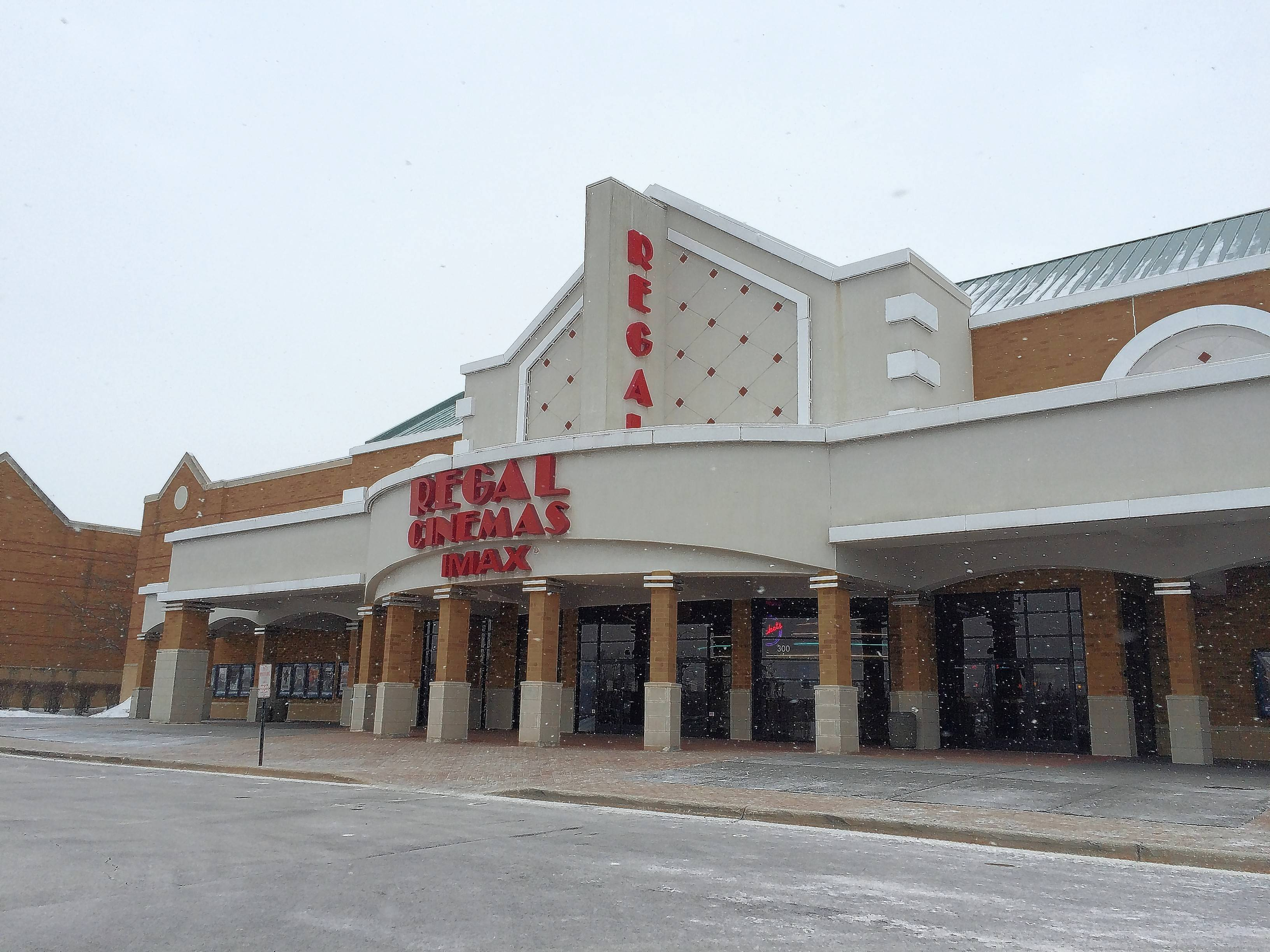 A developer wants to tear down half the Regal Cinemas in Lincolnshire and build an apartment complex. Lincolnshire's village board has sent the proposal to the village's architectural review board.