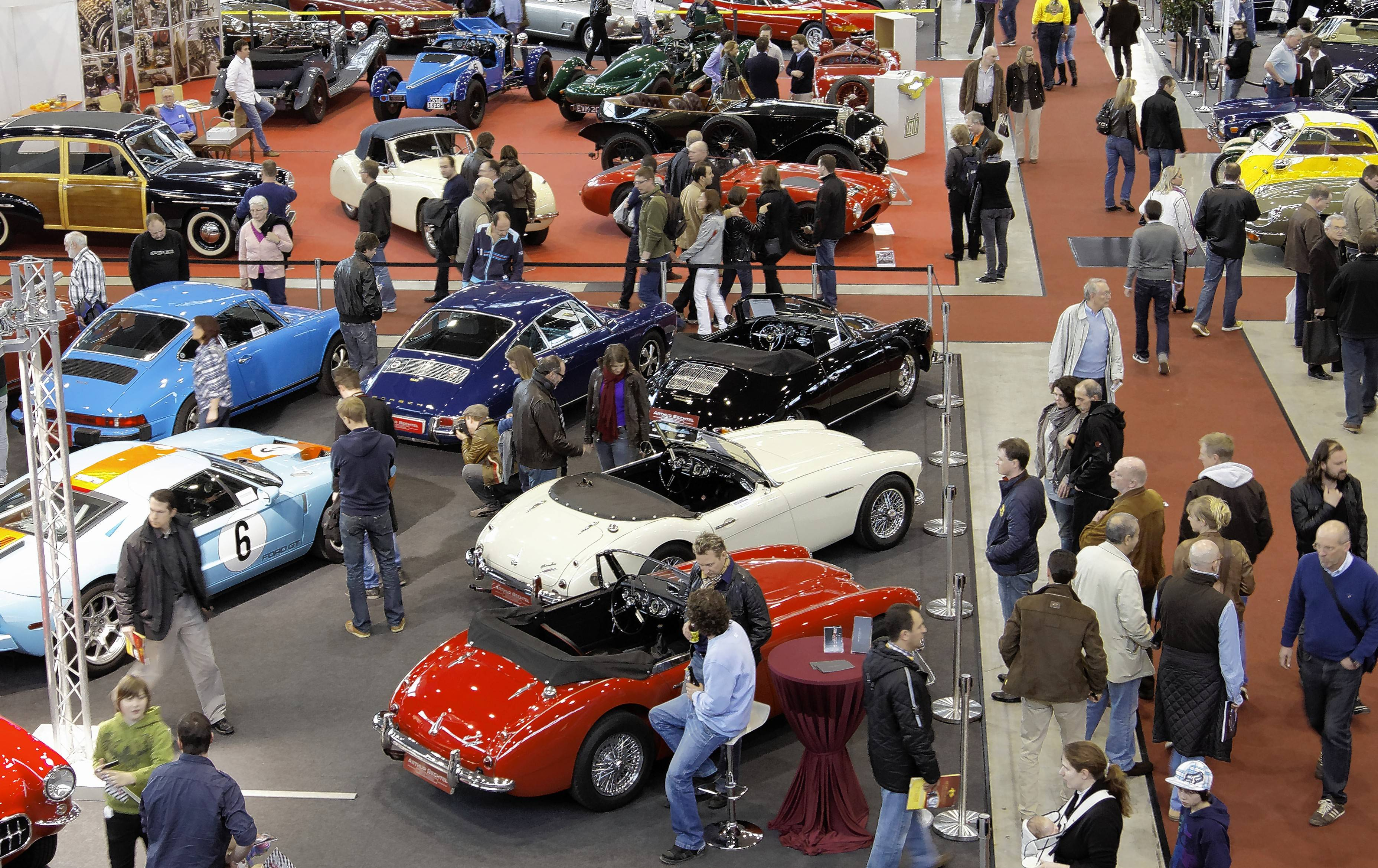 The Chicago Auto Show attracts crowds of people looking for their next ride, or simply taking in the amazing sights. Look for Family Day activities on Monday, Feb. 15; Women's Day on Tuesday, Feb. 16; Telemundo Hispanic Heritage Day, Friday, Feb. 19; and a food drive Feb. 17-19.