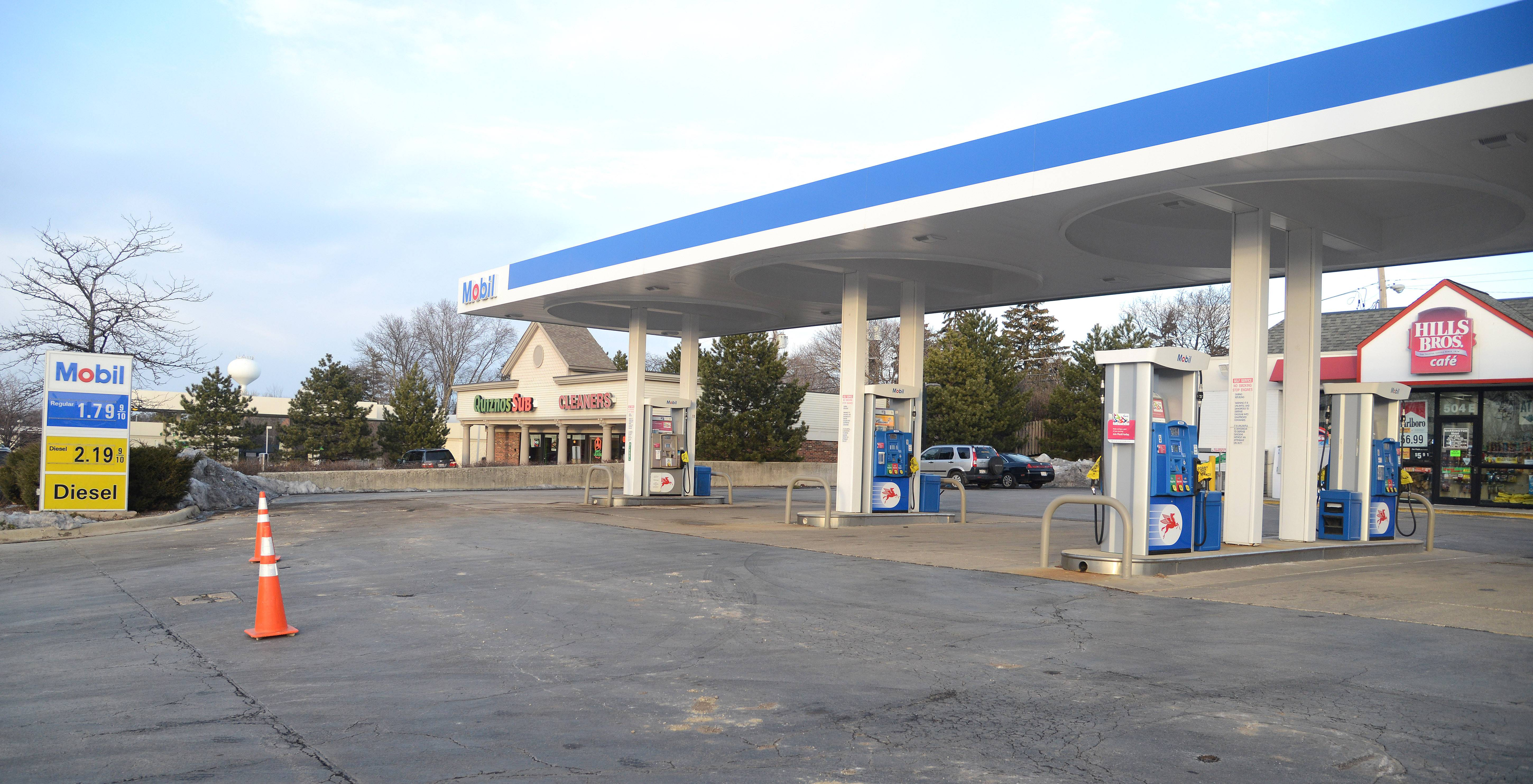 The Illinois attorney general's office is suing the owner and operator of the Mobil station in downtown Barrington over a fuel leak discovered late last month. Officials say gasoline seeped into the village's sanitary sewer but did not threaten the water supply.