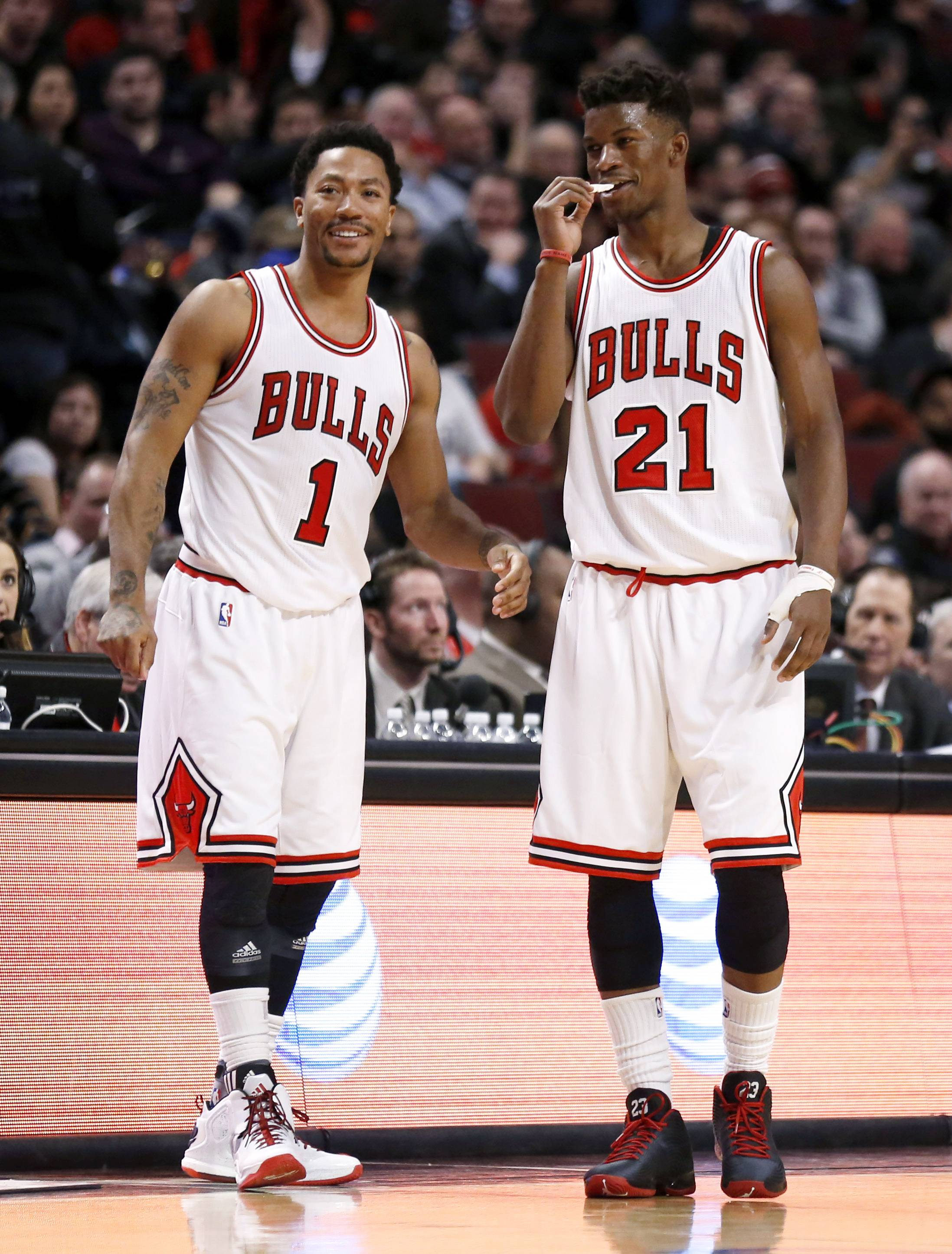 If the Bulls want to improve their roster, they need to act fast. The NBA trade deadline is next Thursday, but it won't be easy for the Bulls to find a deal that works. Jimmy Butler and Derrick Rose are the Bulls most tradable assets, but they aren't likely to be offered up.