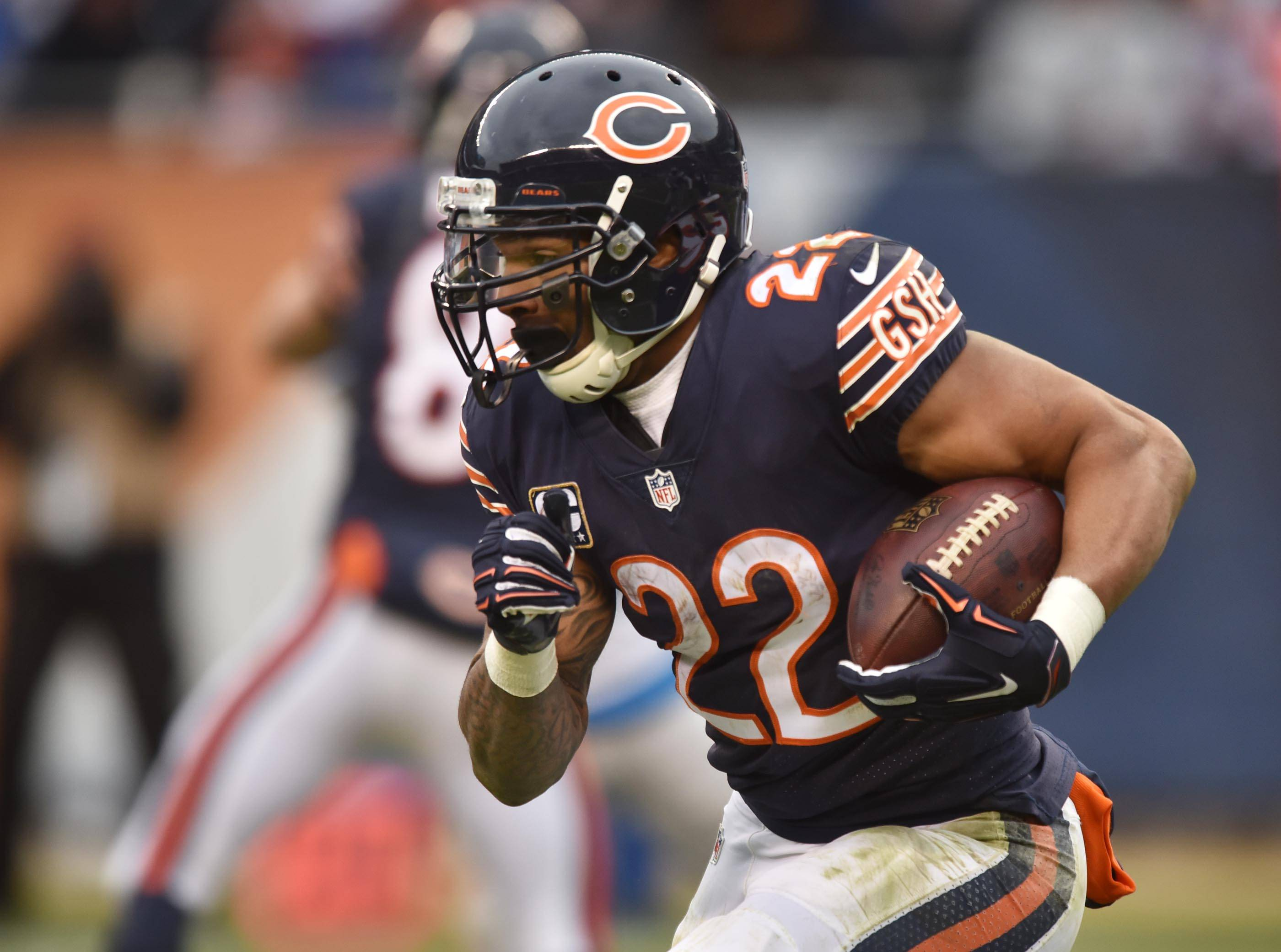 Chicago Bears running back Matt Forte announced Friday morning on Instagram that the Bears will not attempt to re-sign him.