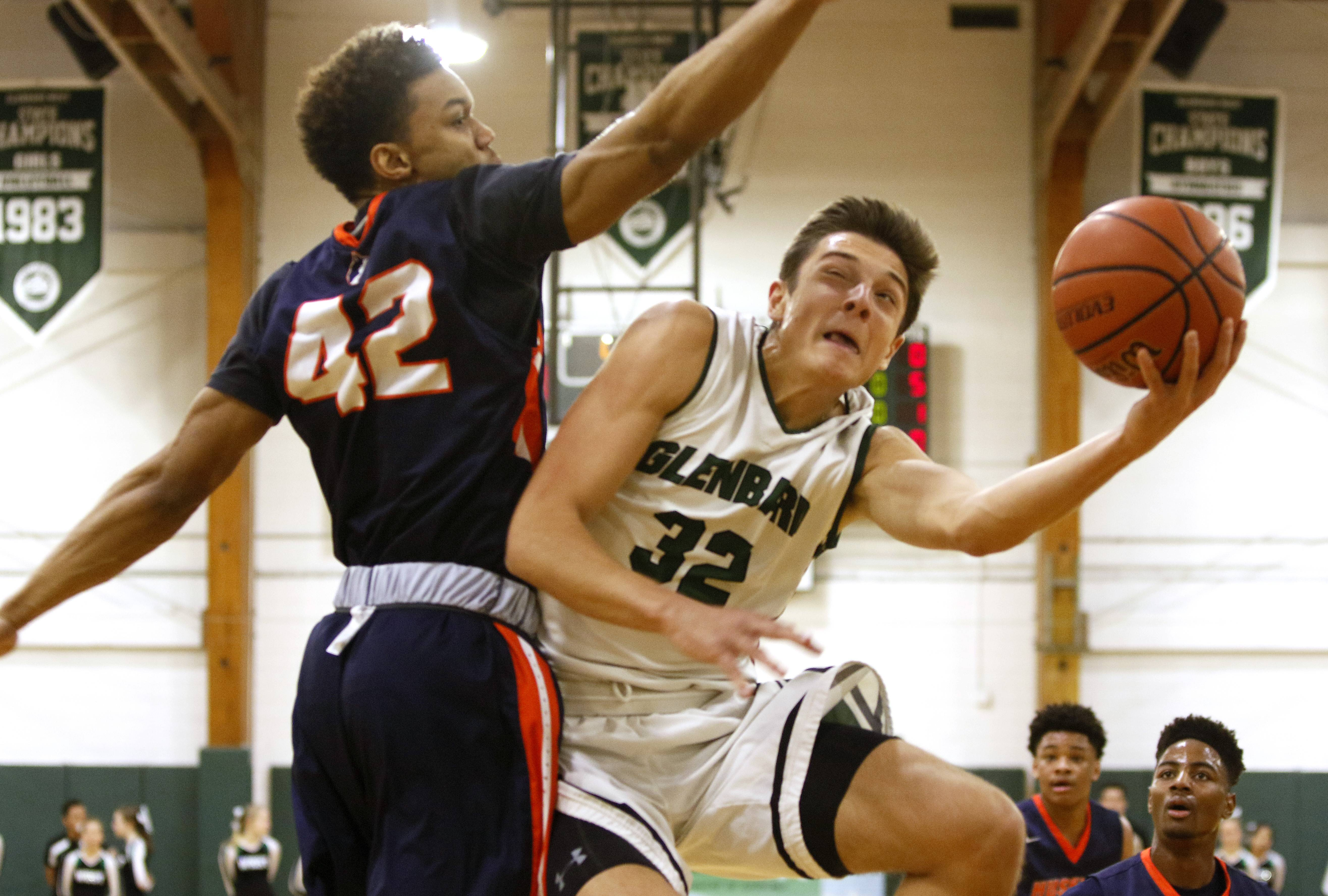 Images: Glenbard West slipped past Oak Park-River Forest 59 to 53