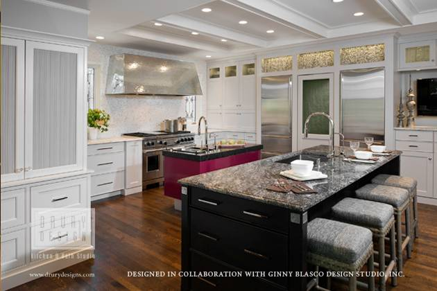Winner Of An ASID Interior Design Excellence Award This Wilmette Kitchen Was Designed By Gail