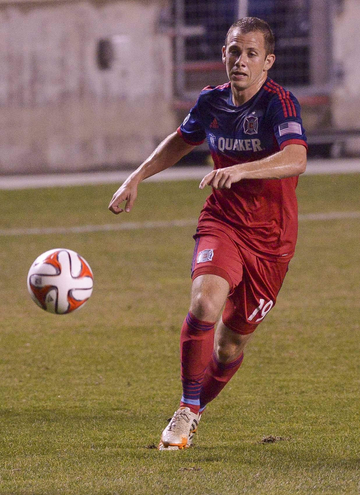 Lake Forest native Harry Shipp was thought to be a key piece in the Chicago Fire's rebuilding effort. Now he won't be around to see it completed as Fire officials traded the popular midfielder to Montreal on Saturday.