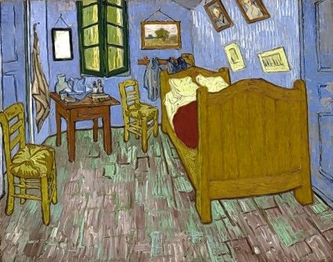 "Get VIP entry to the Art Institute's ""Van Gogh's Bedrooms"" exhibit with the Ritz-Carlton Chicago's ""Explore Your Inner van Gogh"" package."