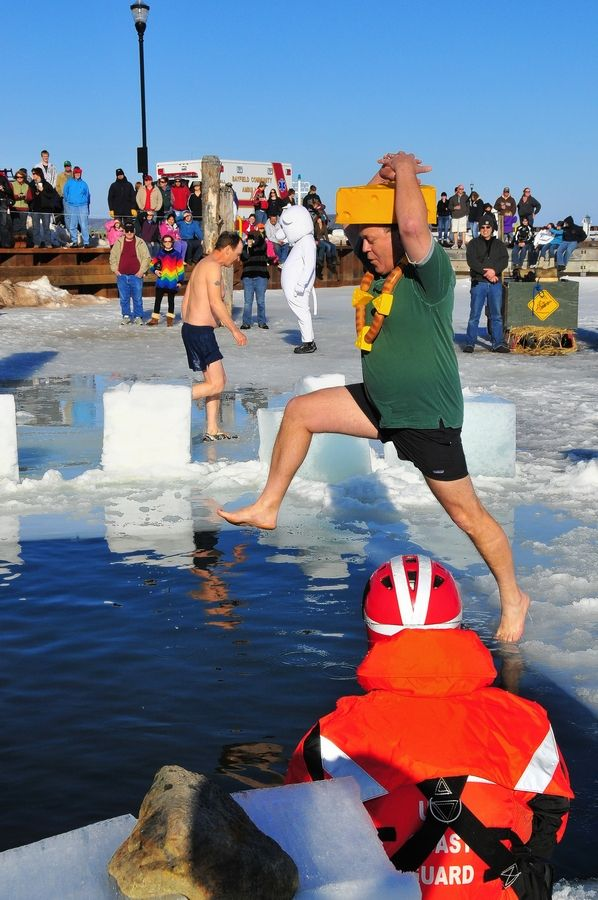 There's no bellyaching about the weather in Bayfield, Wis. -- just fun during the 11th Annual Bayfield Winter Festival March 4-6.