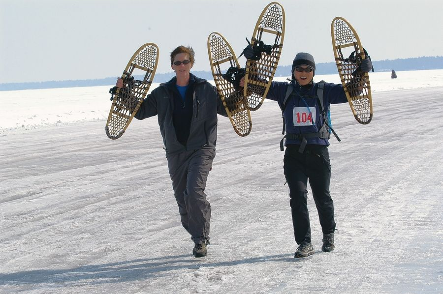 Get your snowshoes out for the 11th Annual Bayfield Winter Festival March 4-6 in Bayfield, Wis.