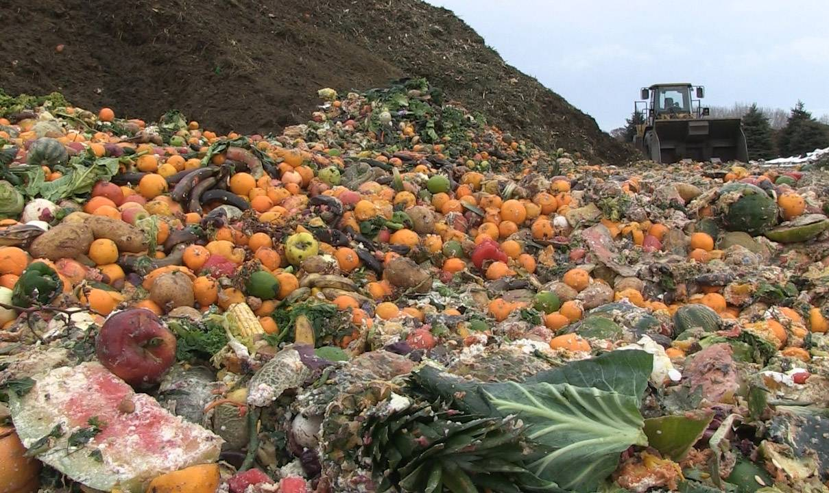 Food scrap collection is being pushed by the Solid Waste Agency of Lake County as a way to boost recycling. Midwest Organics Recycling in Wauconda Township is where many of the scraps are taken.
