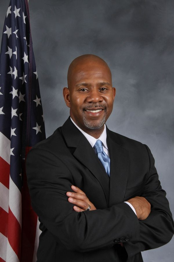Jesse Maggitt, a candidate for the 14th Congressional District, lives in Plainfield.