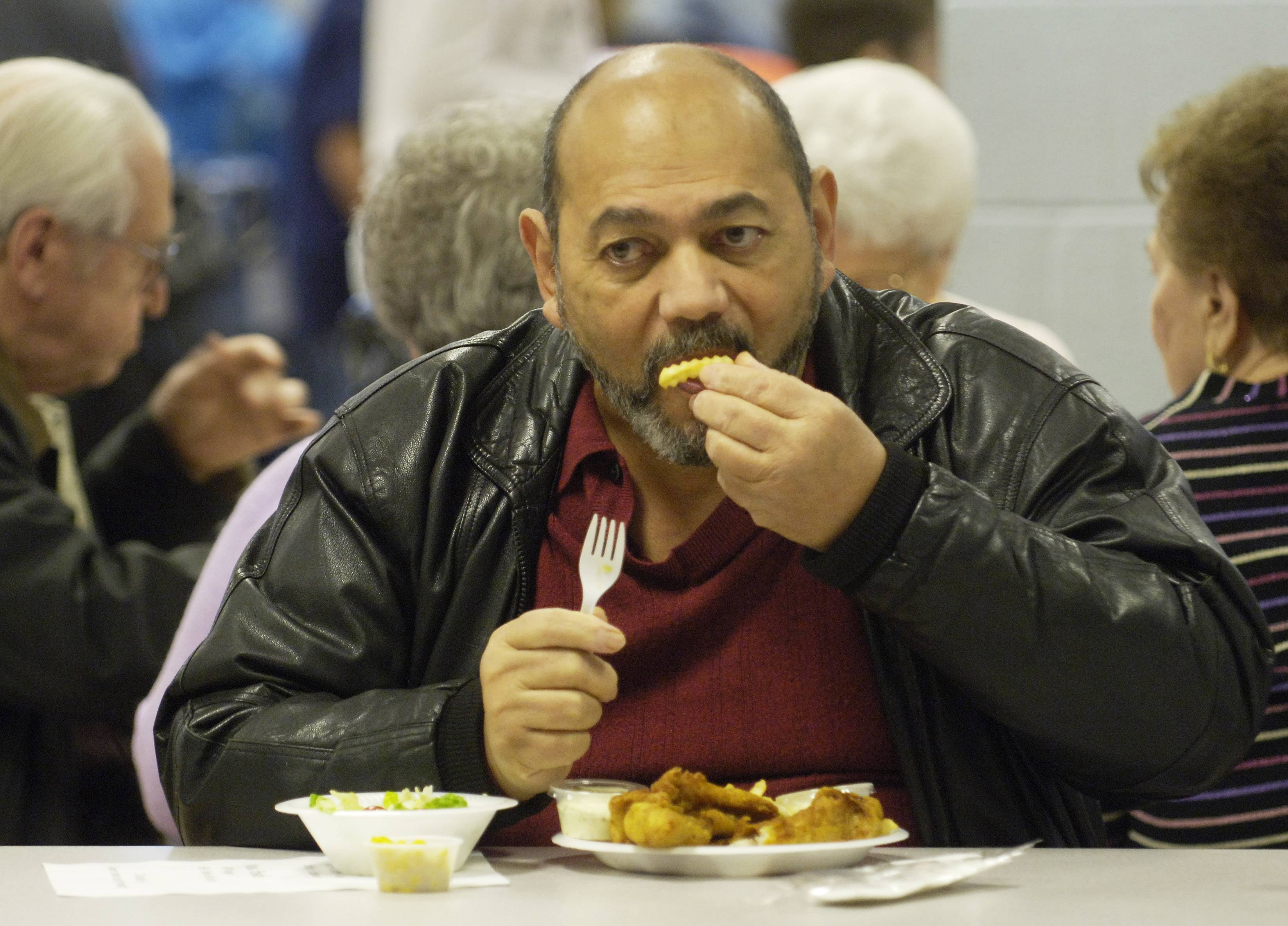 Friday night fish frys are a popular choice in the Fox Valley during Lent.