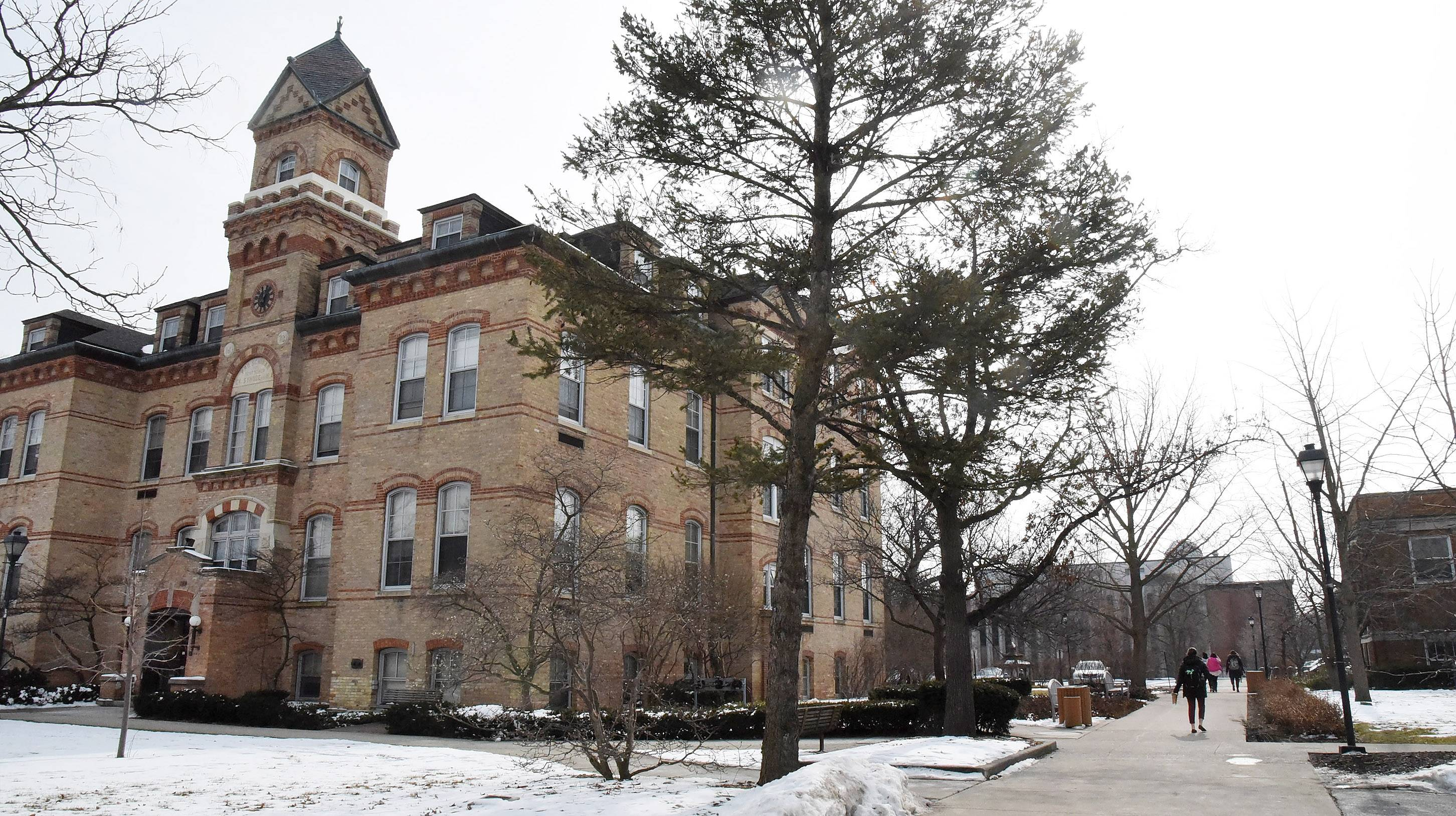 New Elmhurst College President Troy VanAken Will Begin Work This Summer.