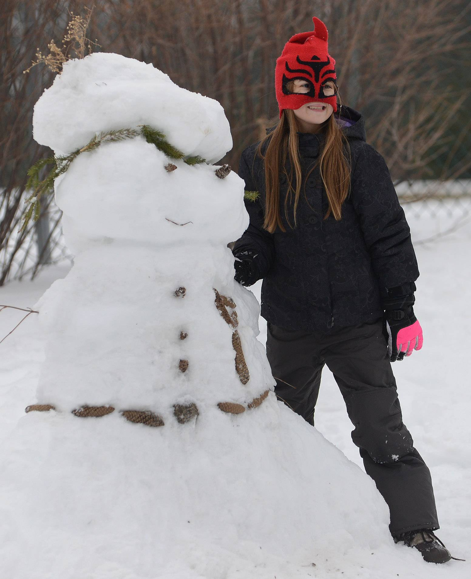 Warm weather not stopping Hawthorn Woods' Winter Carnival