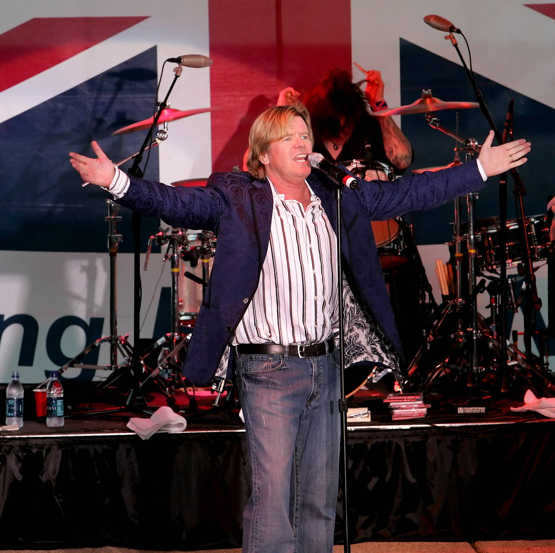 British invasion band Herman's Hermits starring Peter Noone performs at the Genesee Theatre in Waukegan at 7:30 p.m. Friday, Feb. 19.