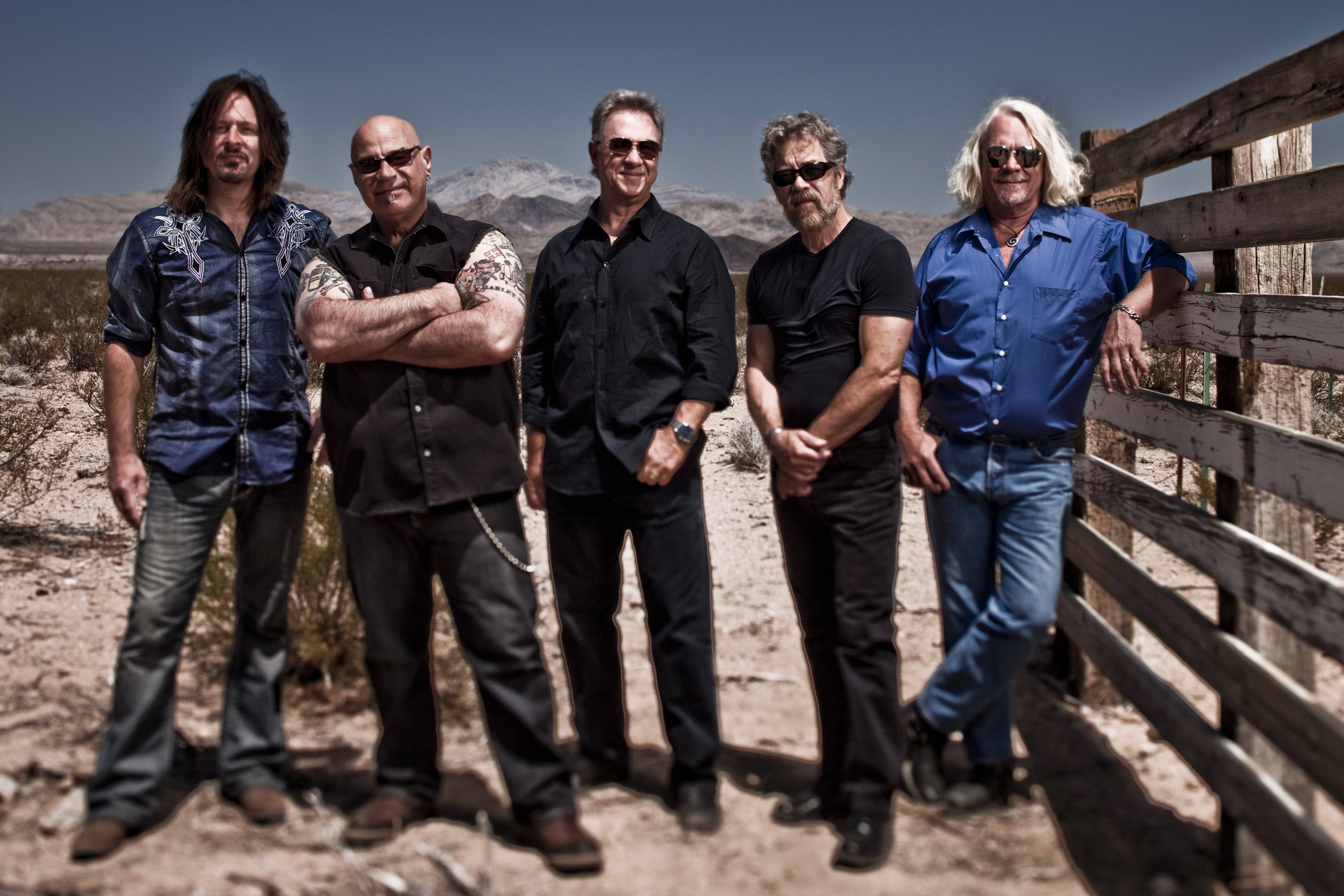 Creedence Clearwater Revisited plays the Arcada Theatre in St. Charles at 8 p.m. Saturday, Feb. 20.
