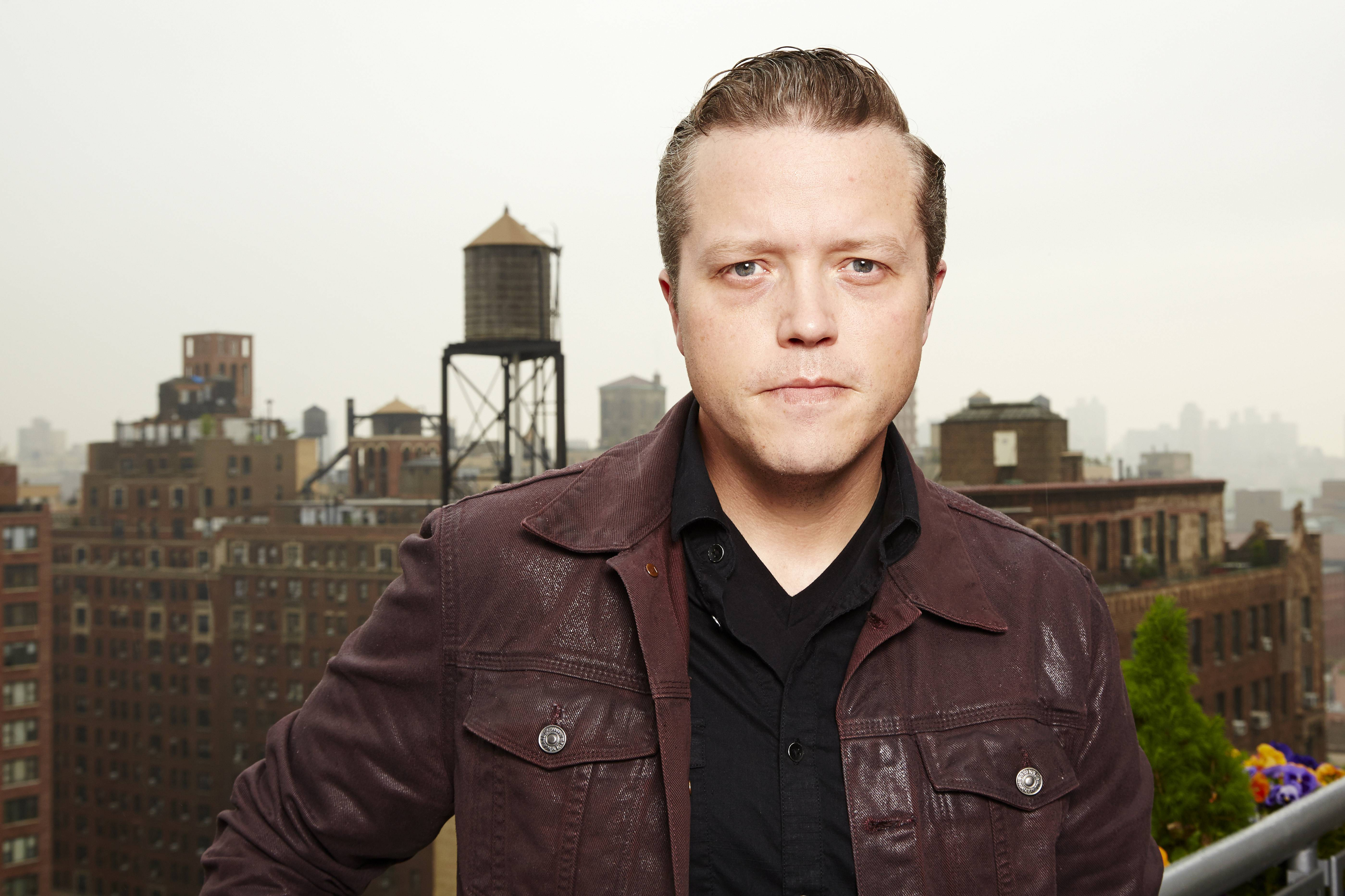 American singer-songwriter Jason Isbell performs at the Chicago Theatre on Saturday, Feb. 20.