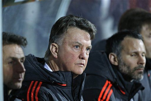 United Lurching From 1 Humiliation To Another Under Van Gaal