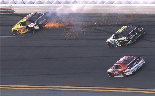 Chase Elliott wins Xfinity Series season opener at Daytona