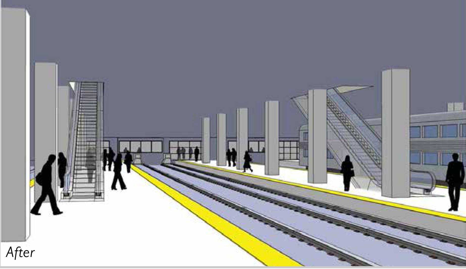 Pyke: Tired of Union Station? Improvements are coming