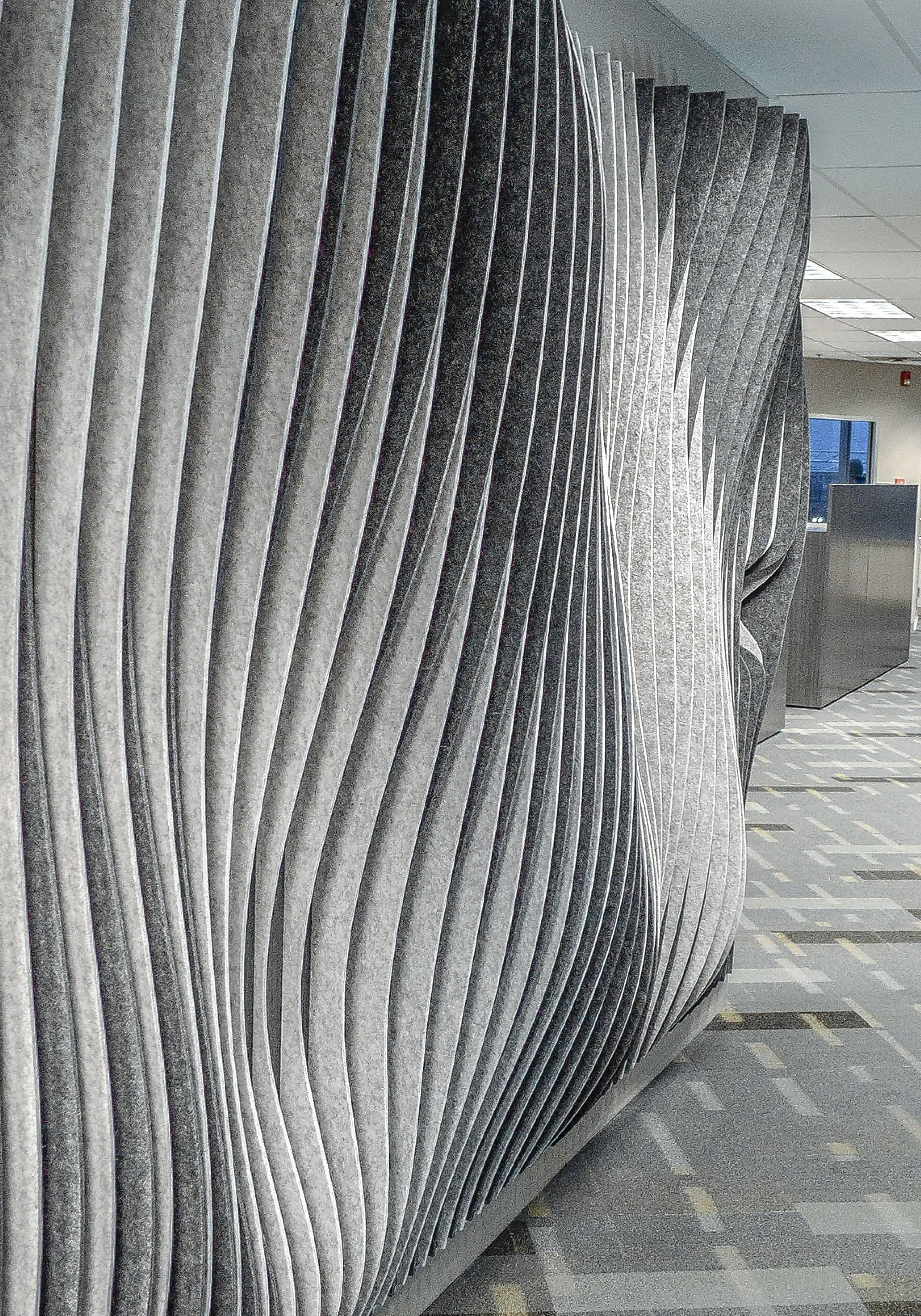 Soundproofing Is Hot In Office Design. Team Members At Rieke Office  Interiors Recently Won An