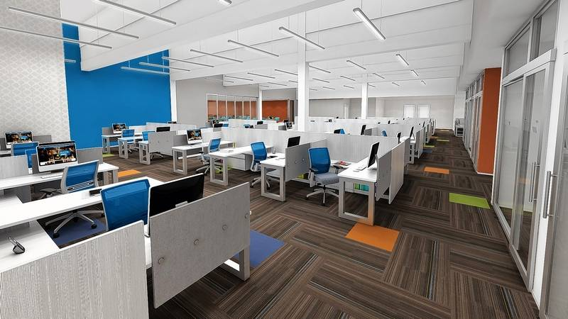 depending on the needs of employees courtesy of rieke office interiors