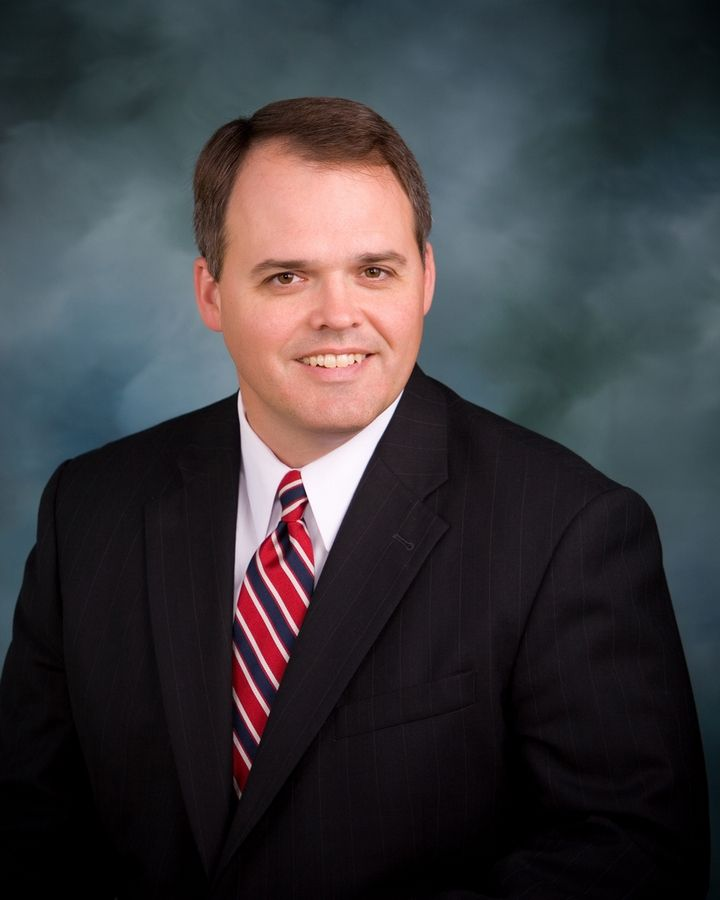 Daniel Regna is a Republican running for McHenry County state's attorney.