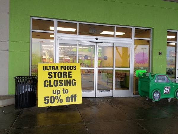Ultra Foods In Prospect Heights Closing March 1