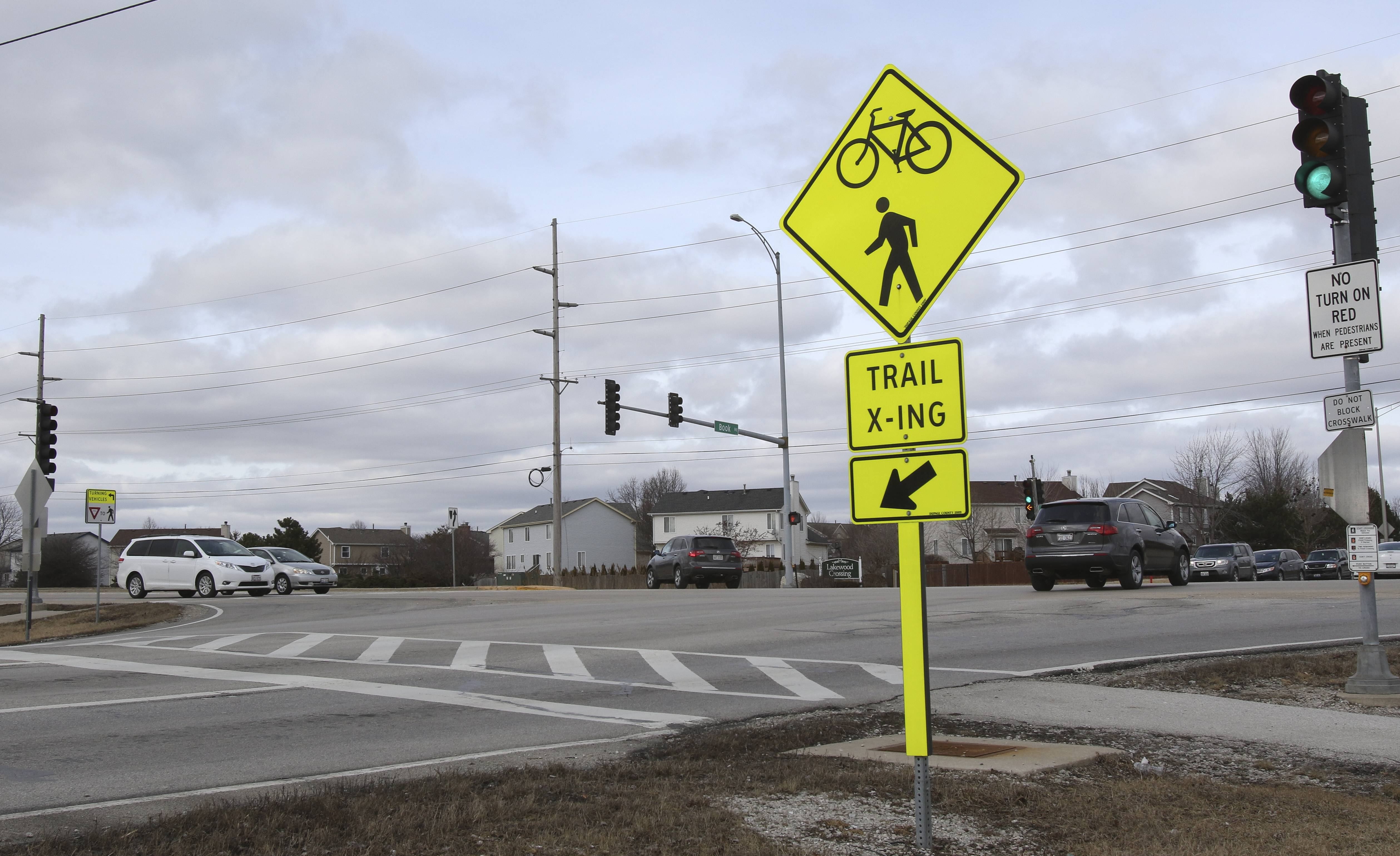 Naperville improving safety with intersection upgrades