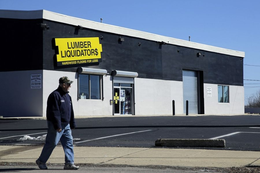What to do if you have Lumber Liquidators' laminate flooring linked to cancer
