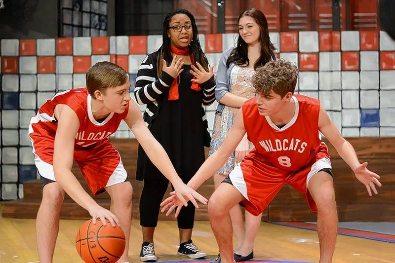 'High School Musical' is at Conant High School through ...