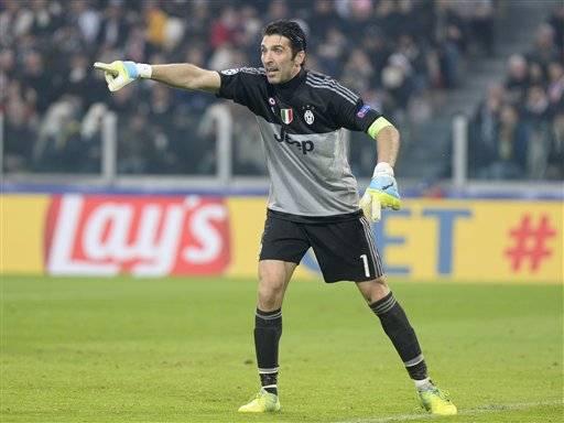 gianluigi buffon juventus goalkeeper - photo #29