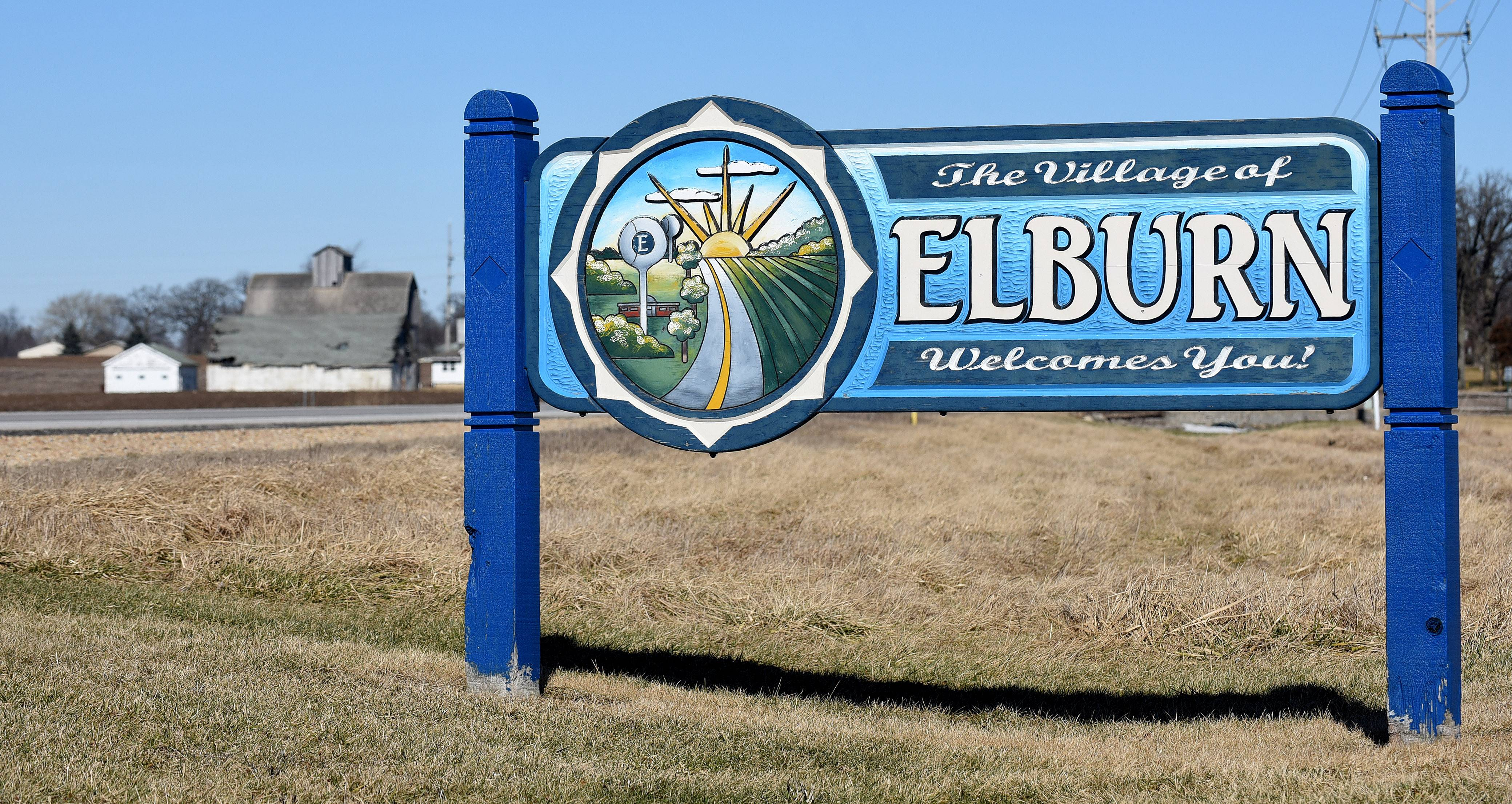The village of Elburn was incorporated in 1886.