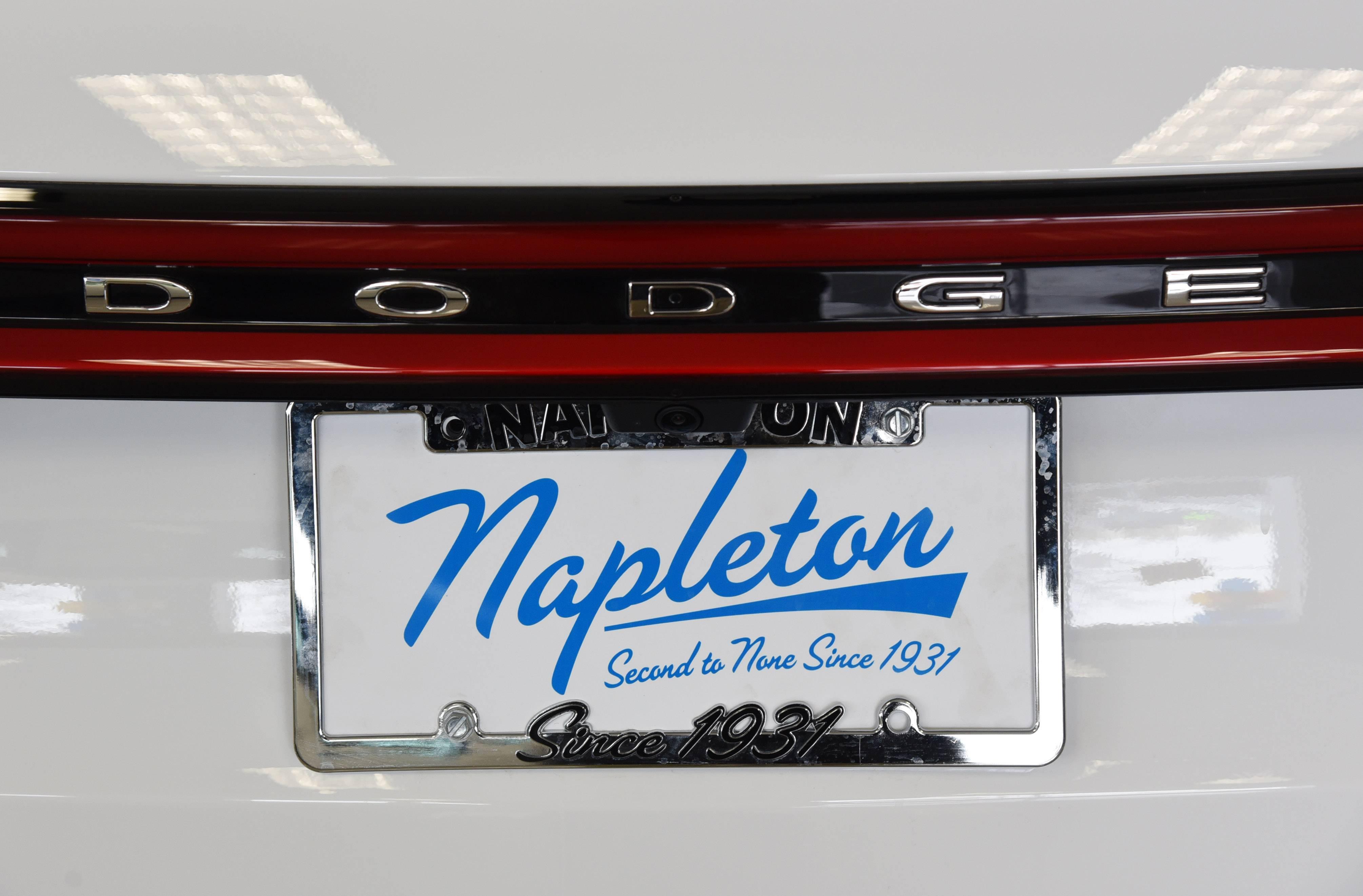 New Napleton Gm Focused On Future