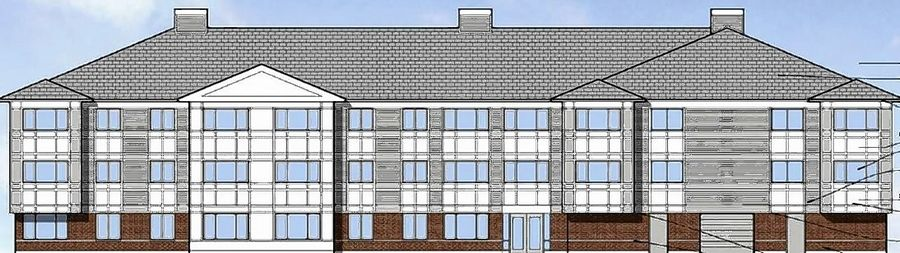 A Chicago-based developer hopes to build a 44-unit apartment building for people with disabilities on village-owned land at 498 Spruce Drive in Palatine. The proposal cleared its first hurdle last week by winning the recommendation of the village's plan commission.