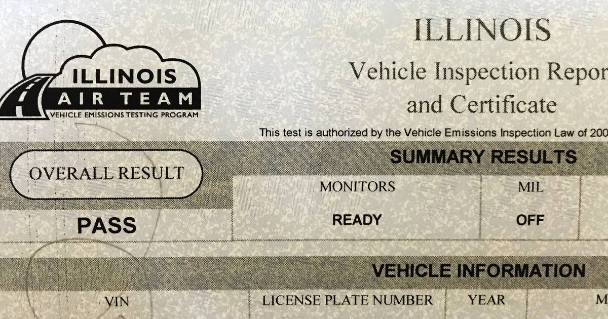 Illinois Emissions Test Near Me >> Pyke Will State Budget Woes Worsen Pollution