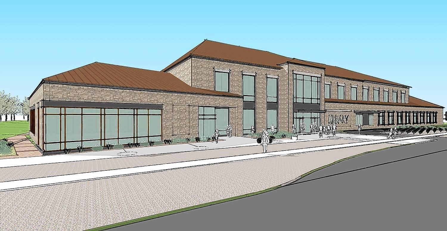 Residents can weigh in on new Fox River Valley library