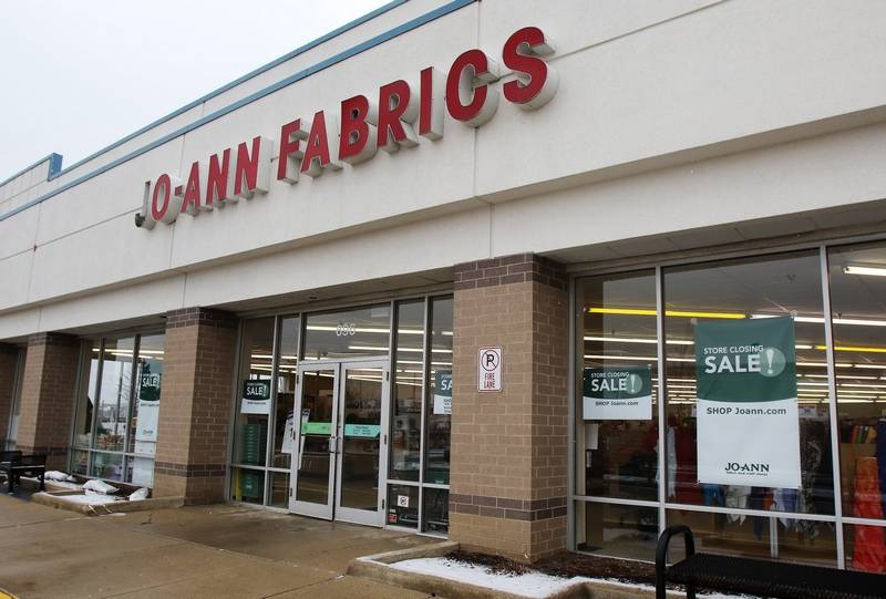 Jo ann fabrics and crafts for Joann fabric craft stores