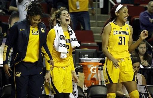 California stuns No. 10 Arizona St 75-64 in Pac-12 quarters