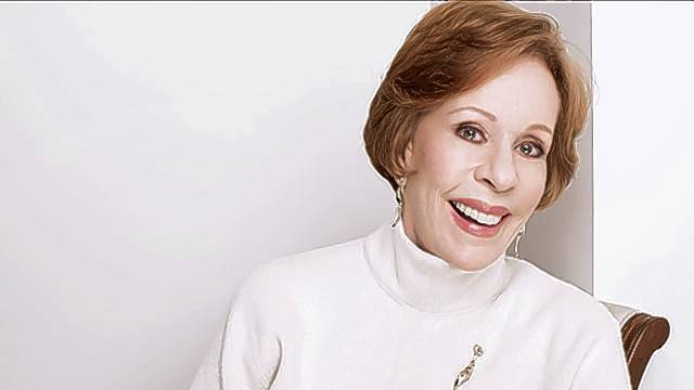 Curtains Ideas carol burnett curtain rod : Carol Burnett talks TV past, upcoming Chicago shows