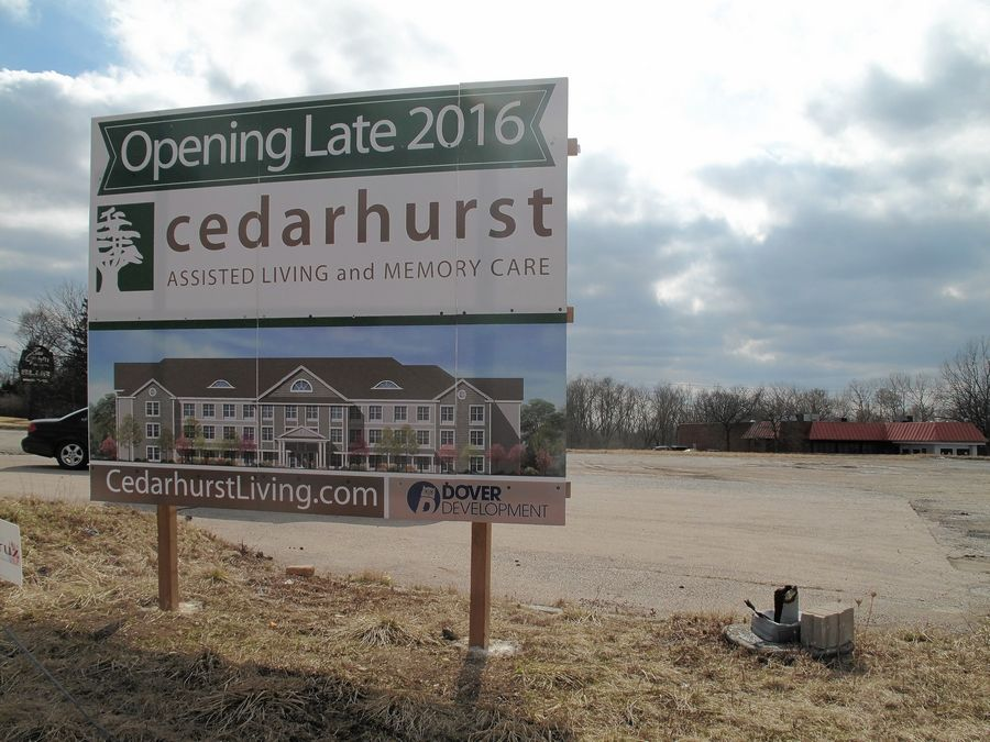 An assisted living and memory care center plans to open on the site of the Zero Gravity dance club, which is closing after a party on March 20 because the property has been sold. Cedarhurst Living plans to open a facility at the Woodride site late this year.